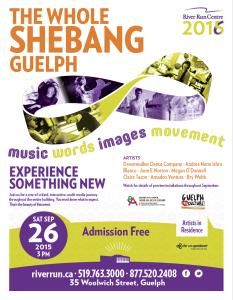 Whole Shebang poster